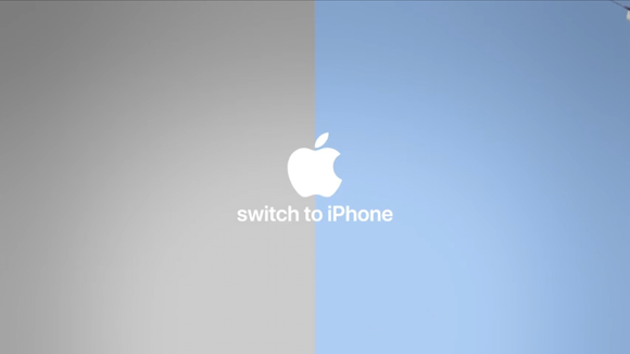 Apple Switch to iPhone CM