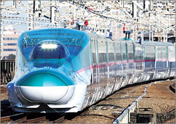 東北新幹線 JR東日本