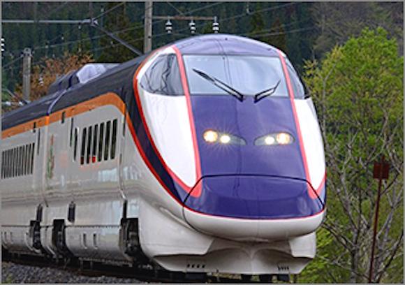 山形新幹線 JR東日本