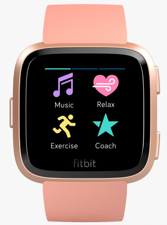 Fitbit Versa ディスプレイ