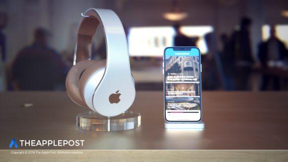 Apple ヘッドホン