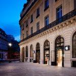 apple store フランス