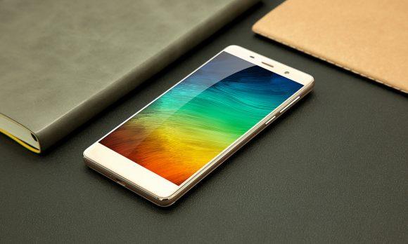 leagoo スマートフォン m5