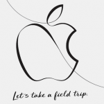 Apple スペシャルイベント Let's take a field trip