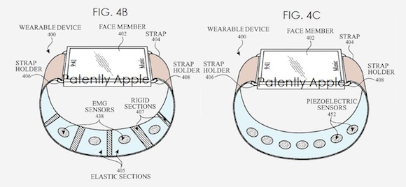 Apple Watch 特許 センサー Patently Apple