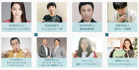 Yahoo! JAPAN 2018年震災復興支援企画