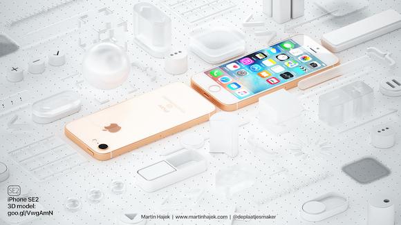 iPhone SE 2 WWDC 18 Martin Hajek