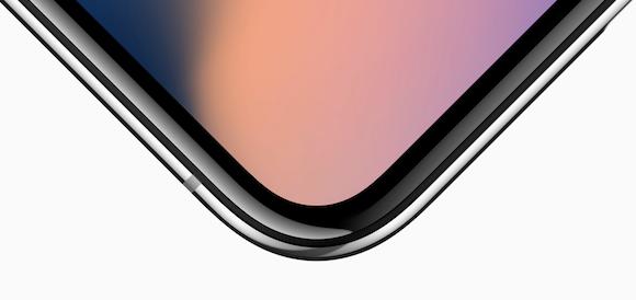 iPhone X Apple OLED