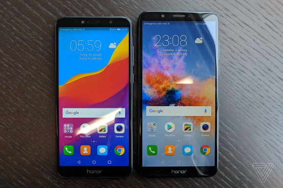 honor 7c 7a