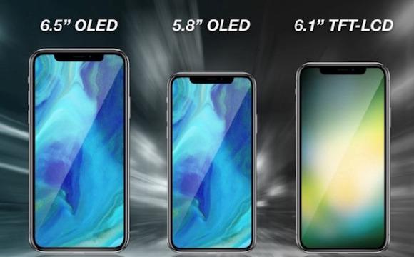 2018年 iPhone