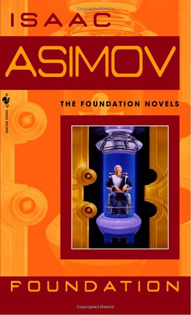 Isaac Asimov Foundation cover