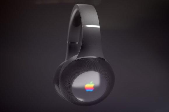 Apple ヘッドホン コンセプトデザイン