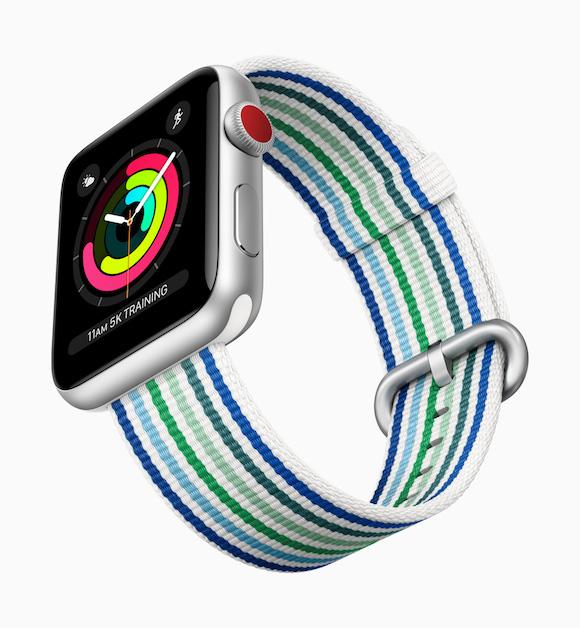 Apple Watch Series3 2018春バンド
