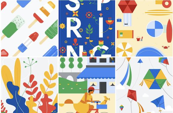 Google 壁紙 9to5Google