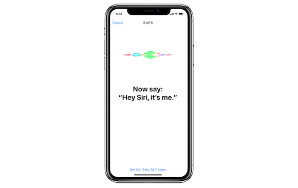 Apple ヘイ、Siri 論文