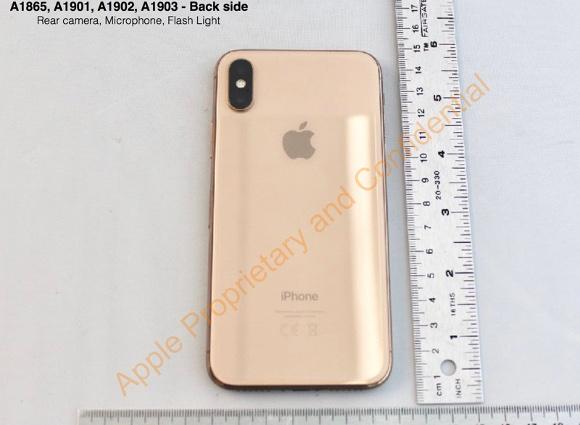 iphone x ブラッシュゴールド
