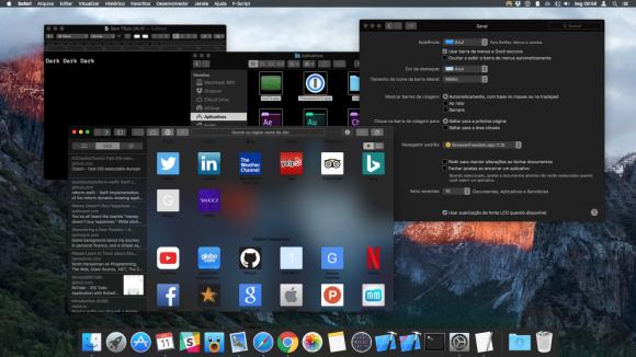 macOS 10.14では「ダークモード」が登場する!?