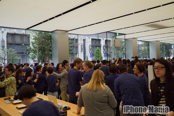 Apple新宿OPEN05