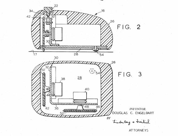 スティーブ・ジョブズ マウス 特許