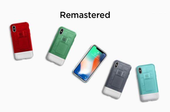 reputable site 985f9 563eb Spigen、iMac G3と初代iPhoneデザインのiPhone Xケース発表 - iPhone Mania