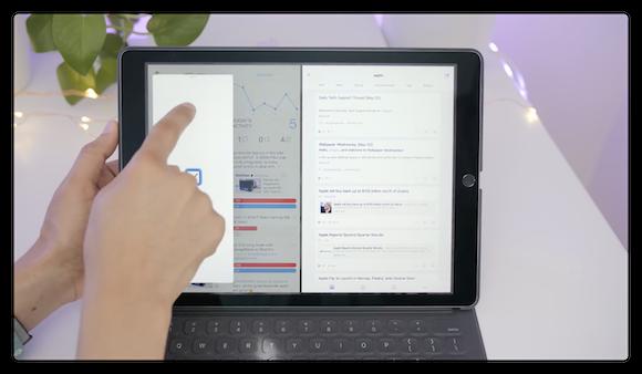 iPad マルチタスク機能 使いこなし