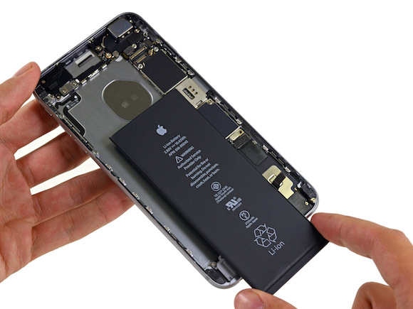 iPhone6s Plus iFIxit