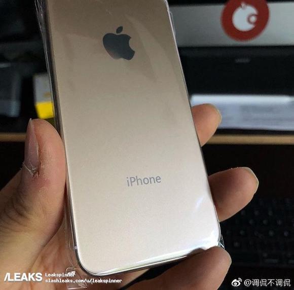 iPhone SE 2 背面パネル Slashleaks