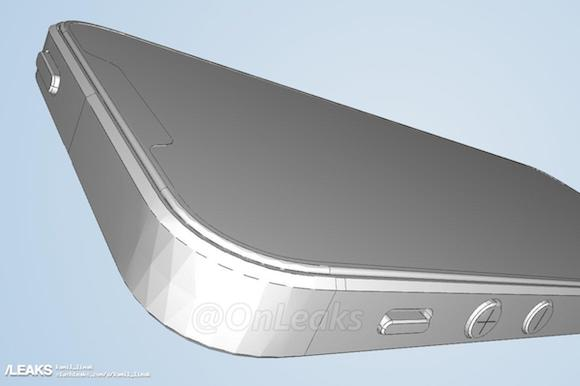 iPhone SE 2 CAD SlashLeaks