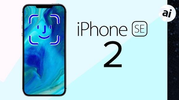iPhone SE 2 Face ID AppleInsider