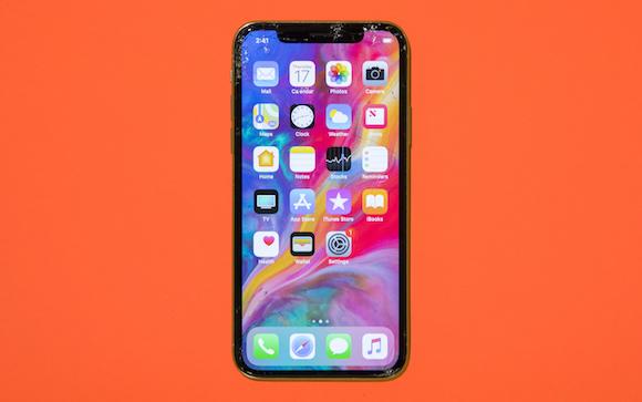 Tom's Guide 耐久性テスト iPhone X