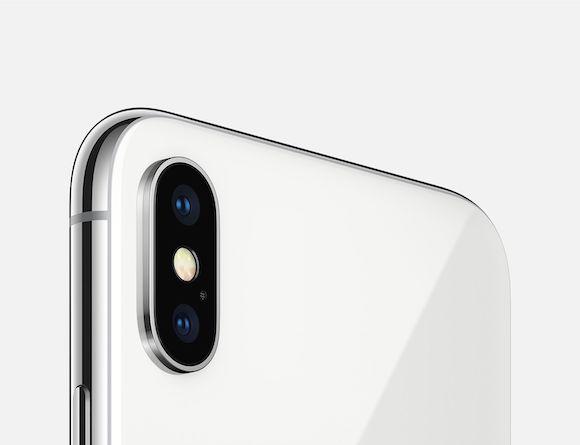 iPhone X カメラ Apple 公式