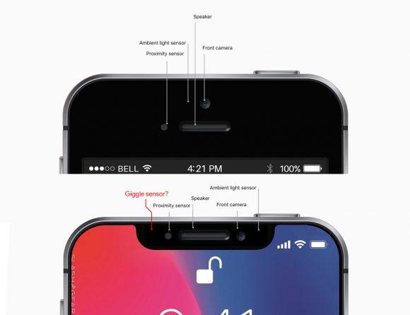 iphone se 2 2018 ノッチ