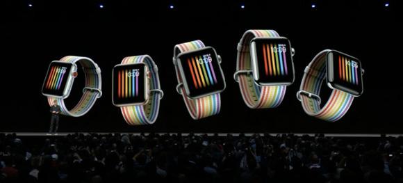 apple watch プライド