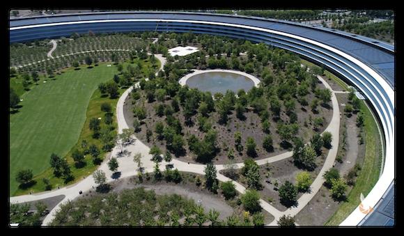 Apple Park 2018年6月 Matthew Roberts