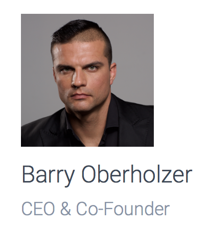 Royal Holdings 共同創業者・最高経営責任者(CEO)のバリー・オバーホルツァー(Barry Oberholzer)氏
