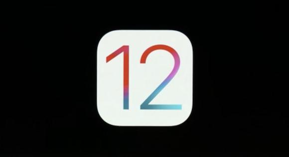 iOS12 WWDC
