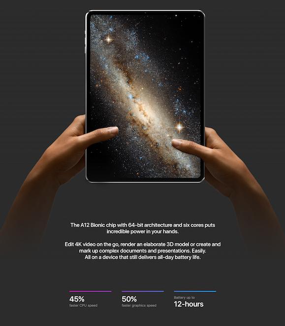 iPad Pro コンセプト Álvaro Pabesio Behance