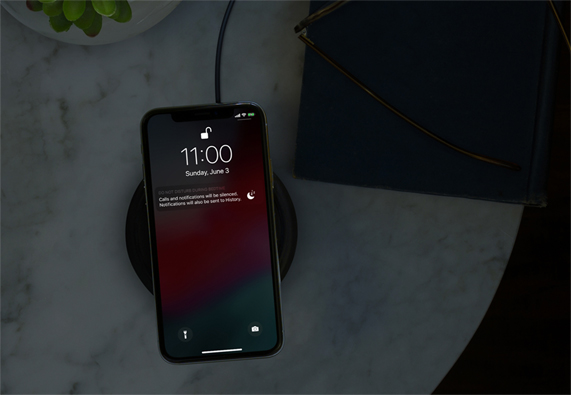 iOS12 Don Not Disturb