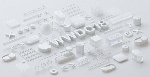 WWDC 18 公式イメージ