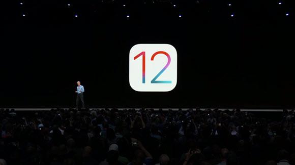 WWDC18 iOS12