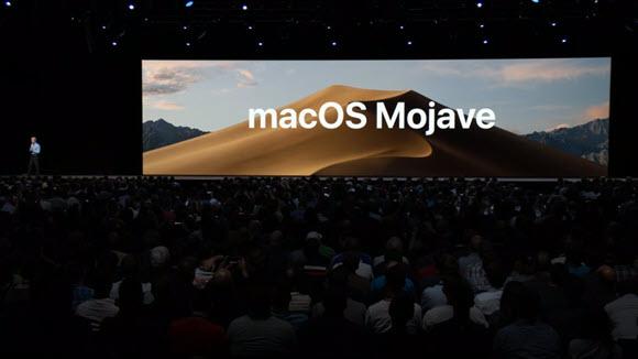 WWDC18 macOS Mojave