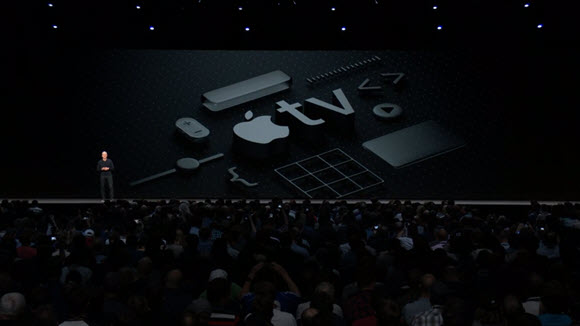 WWDC18 Apple TV