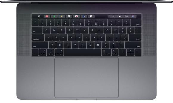 macbook pro 2018 キーボード