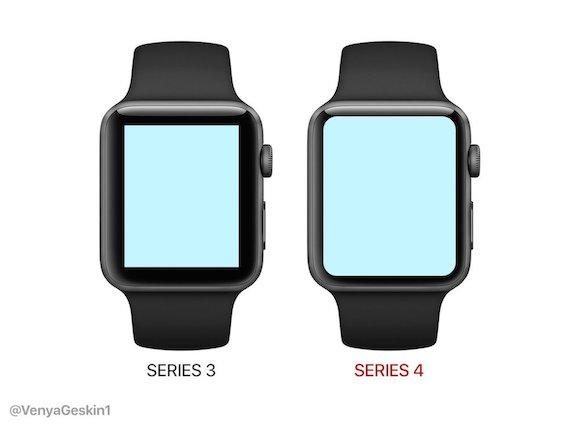 Apple Watch 2018 Benjamin Geskin