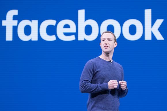 facebook マーク