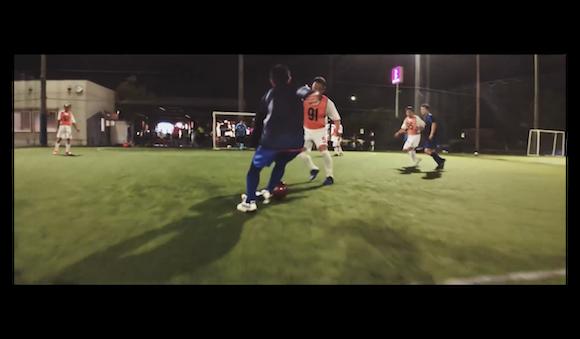Apple Shot on iPhone iPhoneで撮影 CM サッカー ワールドカップ