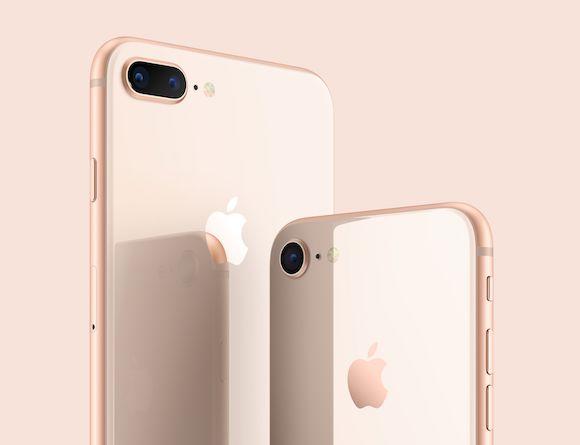Apple 公式 iPhone8