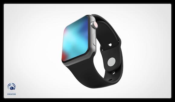 Apple Watch Series 4 コンセプト YouTube Concept Creator