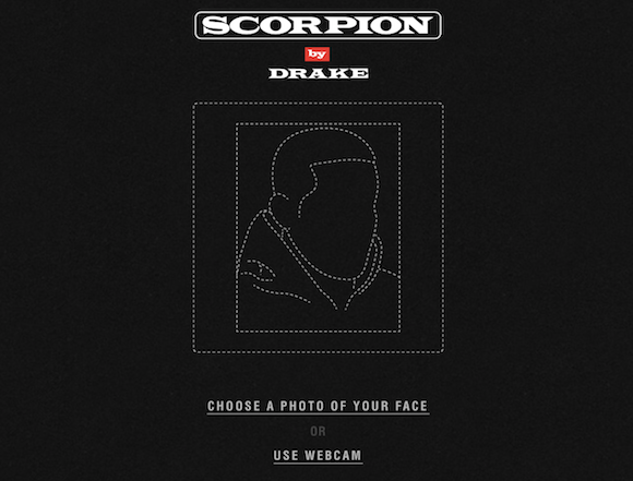ドレイク Drake Scorpion Apple Music