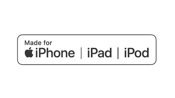 MFi Made for iPhone / iPad / iPod